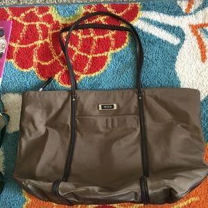 TUMI tote bag in Mink color